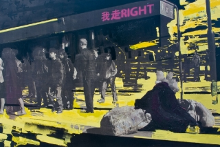 PAINTINGS - I go right